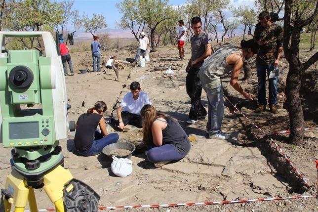 في غرناطة: العثور على حي سكني يعود للحقبة الأندلسية
