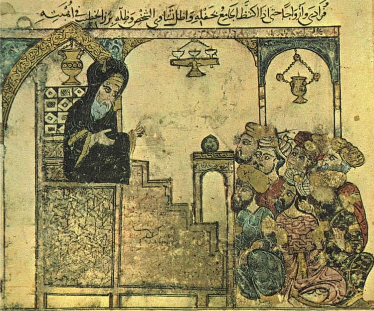 """أحمد بن عبد المؤمن """"الشّريشي"""""""