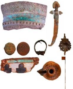 des pieces pr musée
