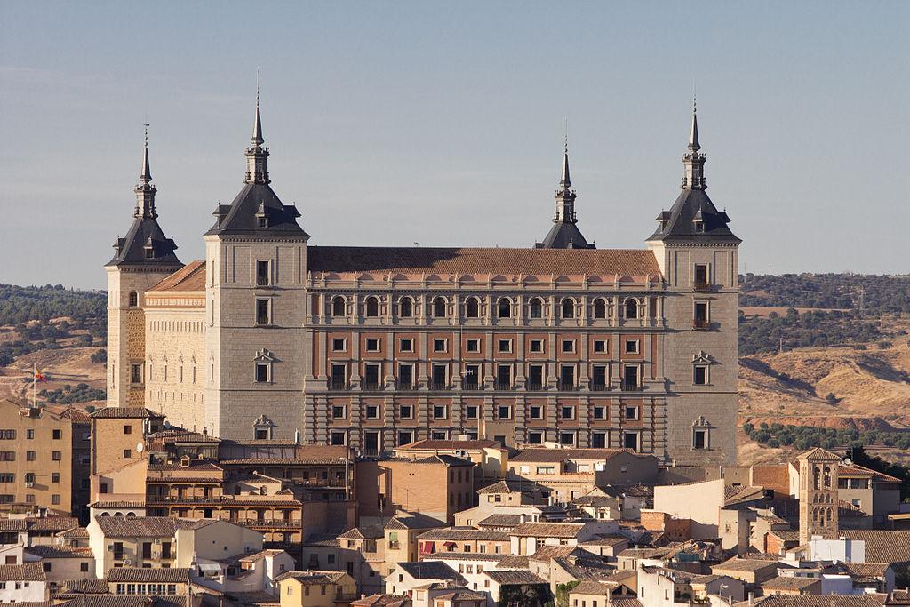 قصر طليطلة او المتحف الحربى