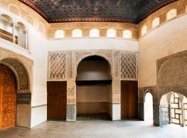 عودة الحياة لقصر المنشر الناصرى بغرناطة