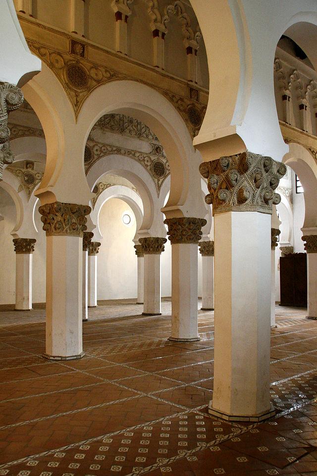 المعبد اليهودى سانتا ماريا لابانكا