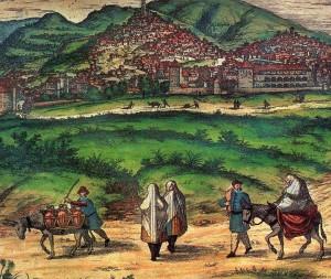 نساء في غرناطة قبل قرون