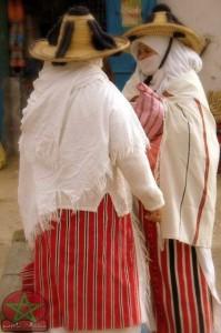 نساء من بني يدر في المغرب