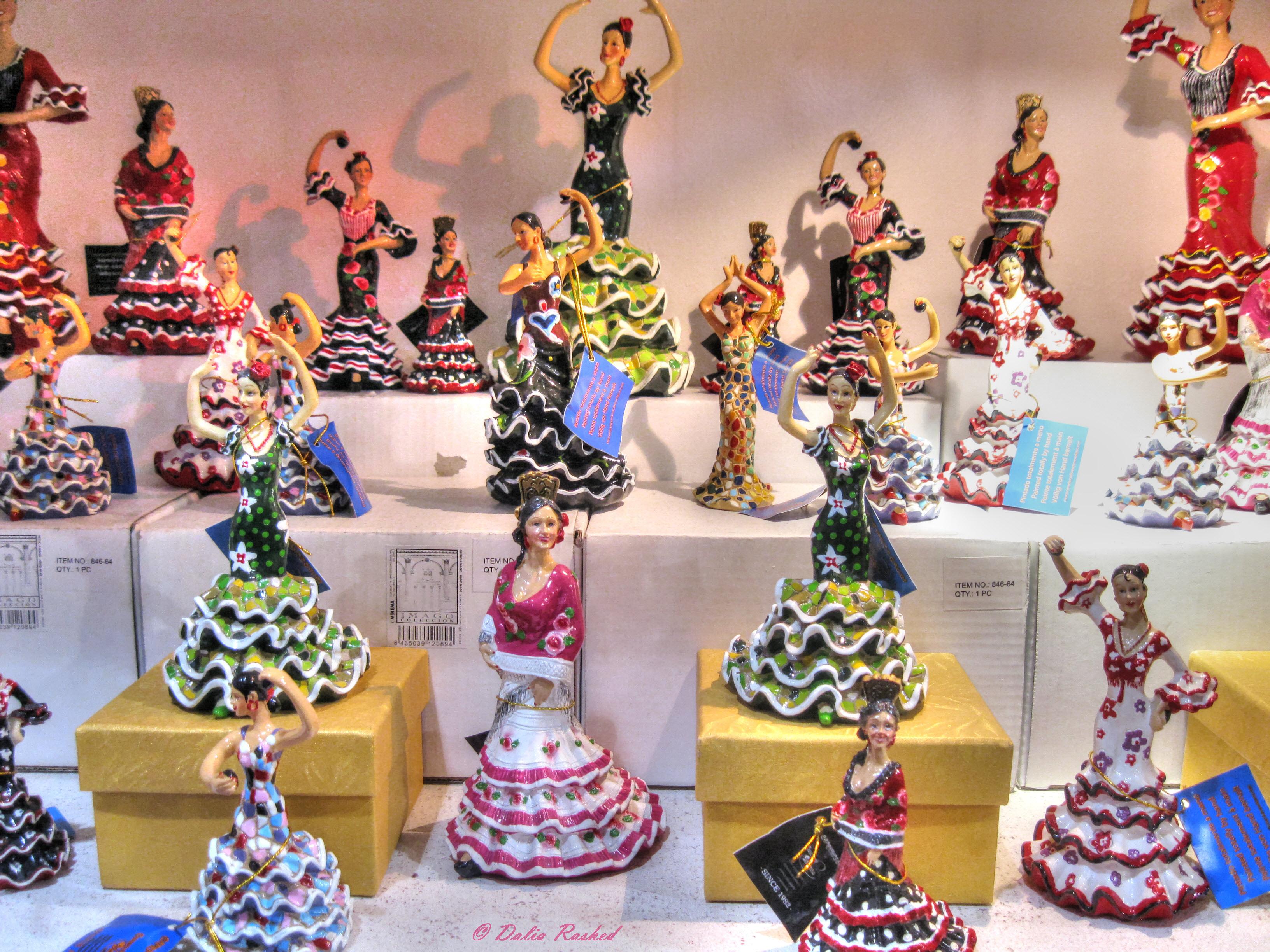 راقصات الفلامنكو