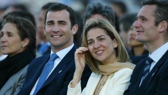 ملك اسبانيا يجرد شقيقته من لقب دوقة