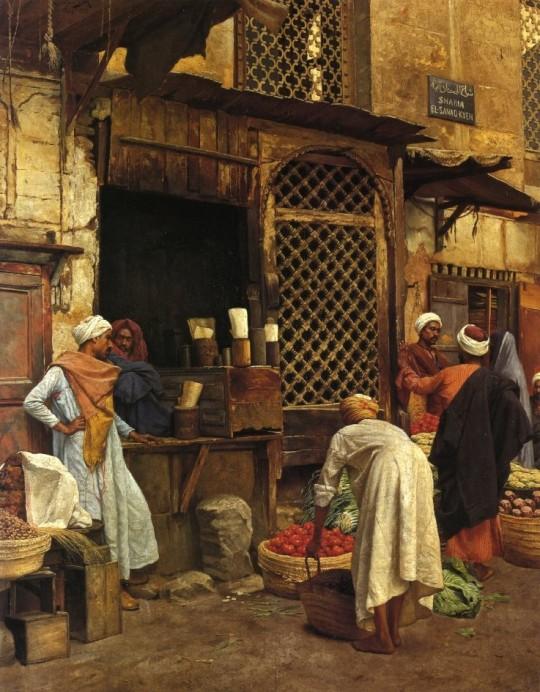 """الشتات الأندلسي/الموريسكي يُعمِّر مصر """"أم الدنيا"""""""