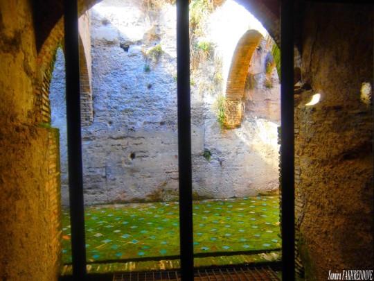 حمام غرناطة، البانيويلو El Bañuelo