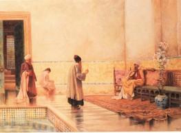 مقامة العيد لإبن مرابع الأزدى