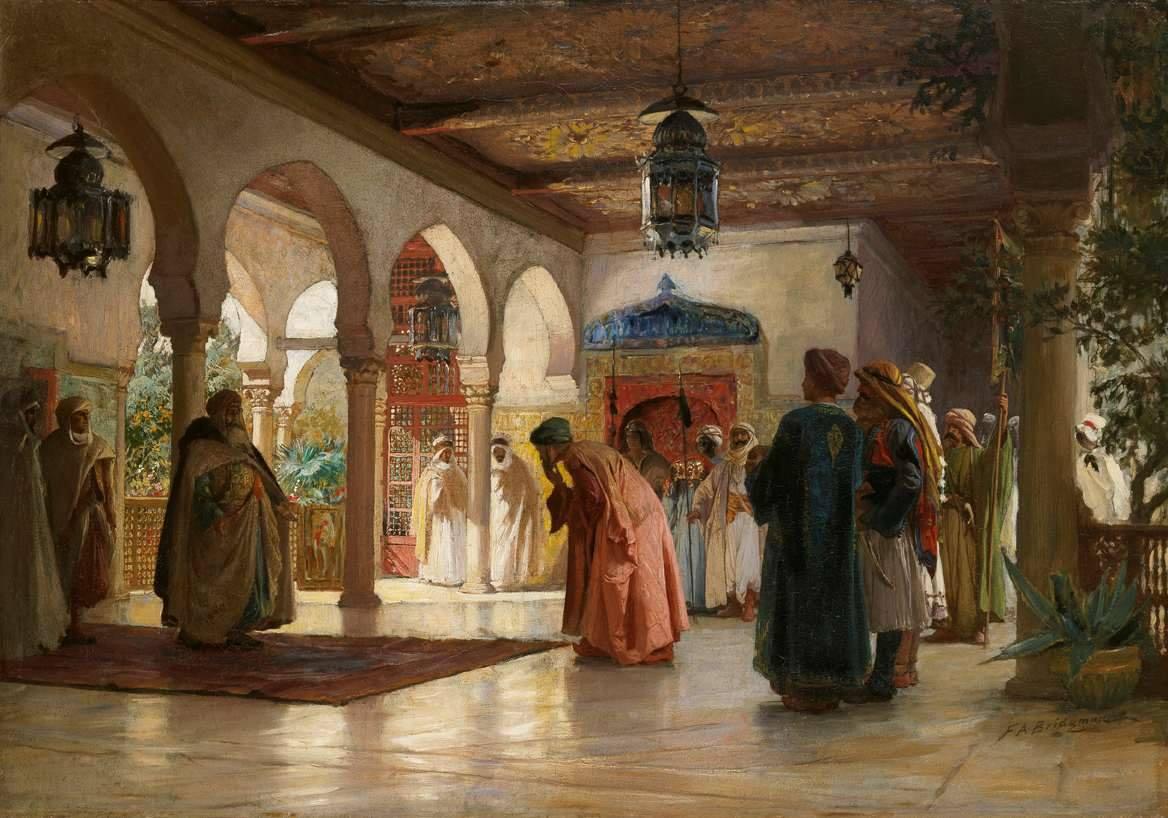 for Arabic cuisine history