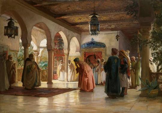 الإرتباط الجزائري الأندلسيّ – أسماء المدن والأماكن