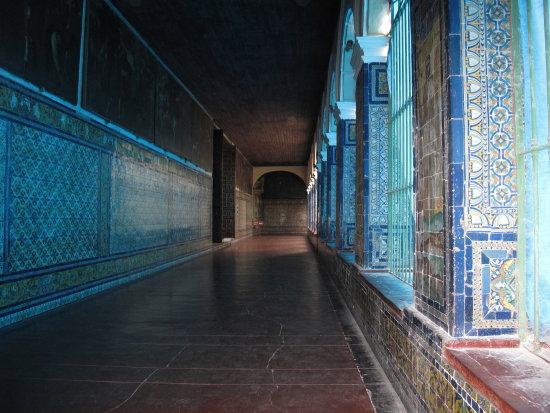monasterio lima