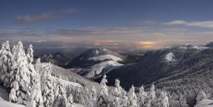 جبال البرت او البيرنيه