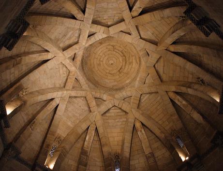 كنيسة القيامة أو سانت سيبولكرو بقرية توريس ديل ريو نافار