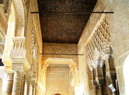 الأسقف الخشبية في العمارة الأندلسية