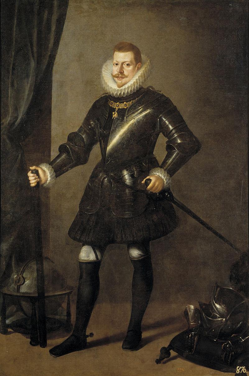 فيليب الثالث ملك اسبانيا