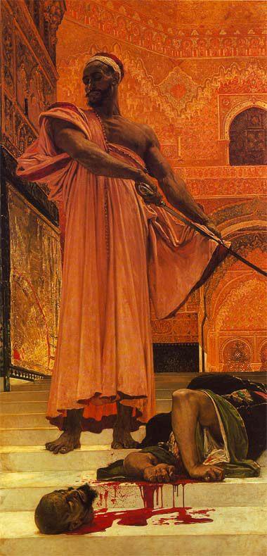 إعدام بغير محاكمة في عهد الملوك المورو
