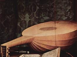 من الآلات الموسيقية الأندلسية: العود