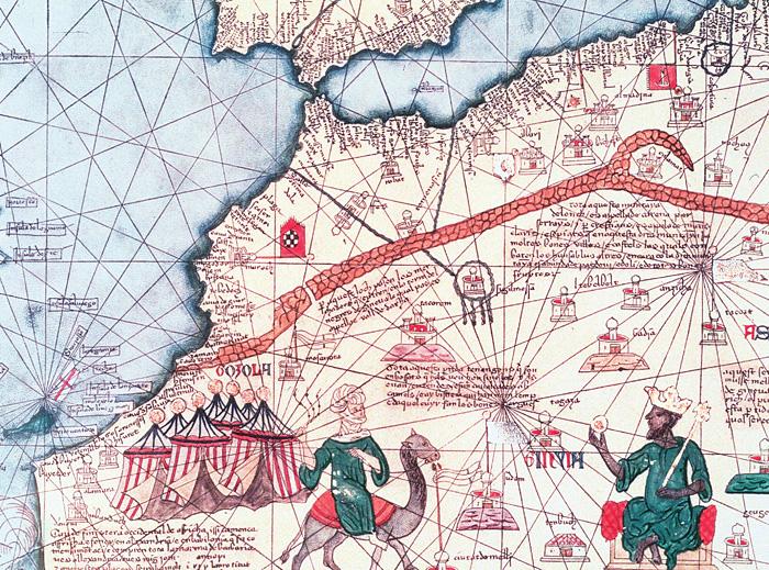 """""""مانسا موسى"""" و """"الماندينكا"""" واكتشاف أمريكا"""