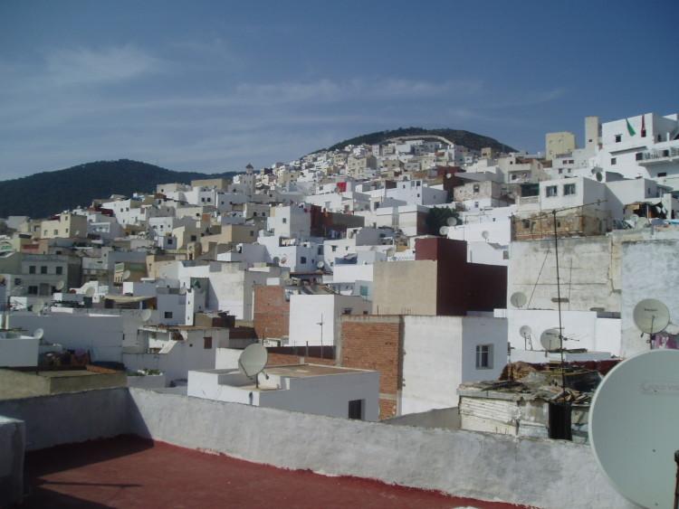 """تطوان: """"بنت غرناطة"""" الحاضنة للحضارة الأندلسية بالمغرب"""