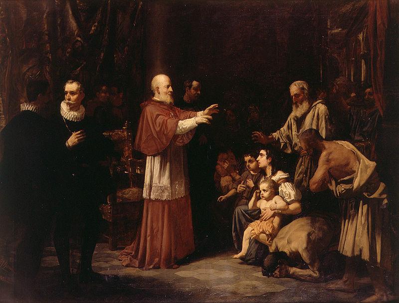 خوان دي ريبيرا ولوحة طرد الموريسكيين